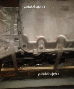نیم موتور کامل ef7 سمند ملی -4