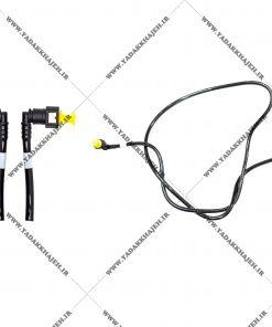 شلنگ بنزین رفت از صافی بنزین به زیر اتاق پژو 405 سمند پرشیا مدلهای 1384 و 1385 کد 16606306