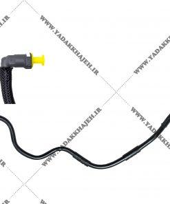 شلنگ بنزین ریل سوخت مدل زیمنس پژو 405 سمند پرشیا مدلهای 1386 و بالاتر کد 16606320