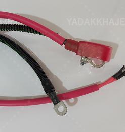 (2) کابل باتری مثبت سمند ملی ef7
