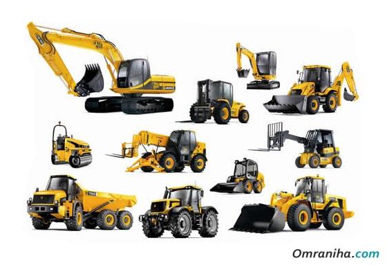 ماشینهای راهسازی