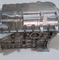 نیم موتور کامل XU7 پژو 405 پارس و سمند