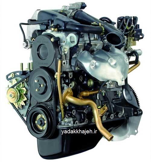 موتور پراید