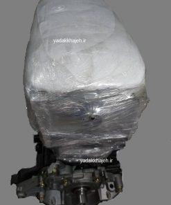 نیم موتور کامل پراید - یدک خواجه